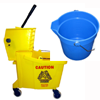 Mop Bucket and Wringers
